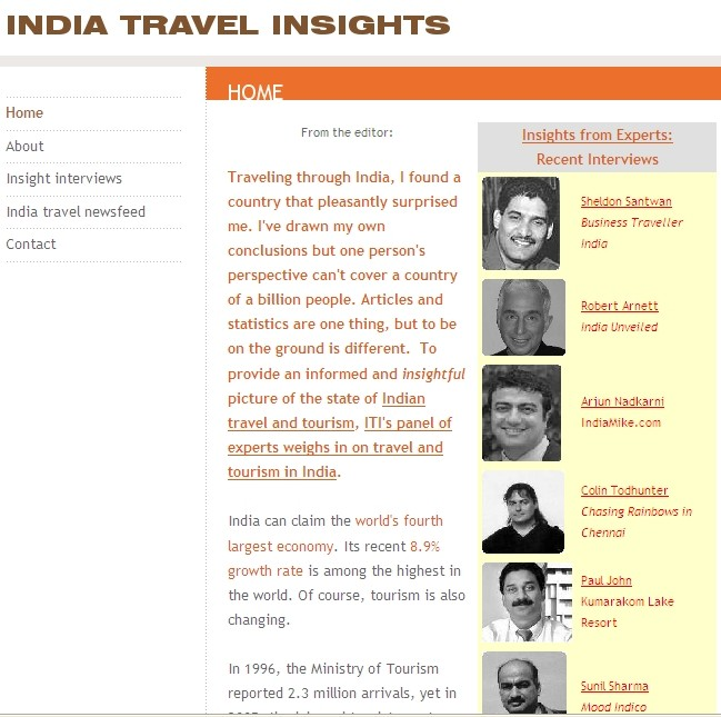 IndiaTravelInsights.org launches