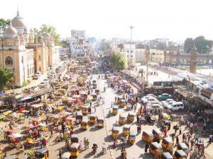 Walking Through India